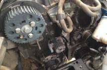 Reparatie, Schimb distributie VW Golf 5