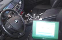 Diagnoza auto BMW seria 5